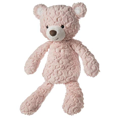 Blush Putty Bear- Medium