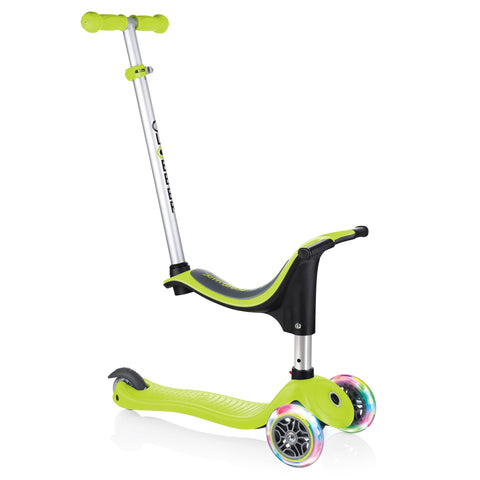 Globber Evo 4-in-1 Light Scooter