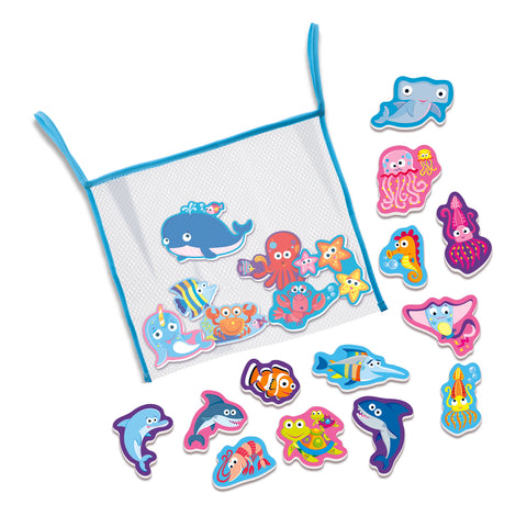 Bathtub Stickers Sea Life