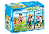 Playmobil 70093 Family Bicycle