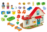 Family Home Playmobil 1 2 3 #70129