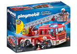 Fire Ladder Unit Truck - Playmobil 9463