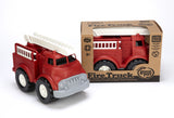 Green Toys Fire Truck - Finnegan's Toys & Gifts - 2