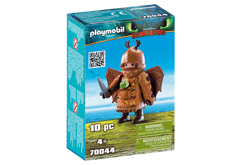 Playmobil 70044 - Fishlegs with Flight Suit