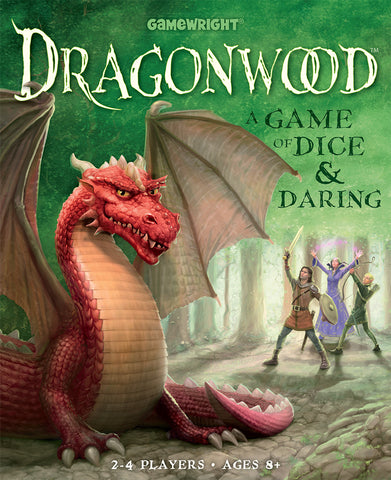 Dragonwood - Gamewright - Finnegan's Toys & Gifts