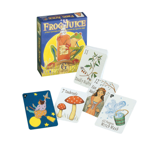 Frog Juice - Gamewright - Finnegan's Toys & Gifts