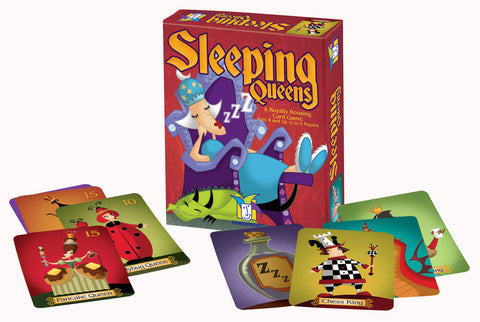 Sleeping Queens - Gamewright - Finnegan's Toys & Gifts