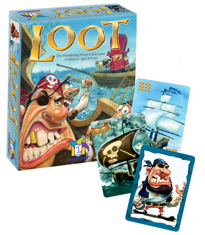 Loot - Gamewright - Finnegan's Toys & Gifts