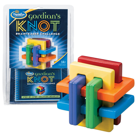 Gordian's Knot - Finnegan's Toys & Gifts