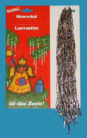 Stanniol Lametta - Christmas Tinsel