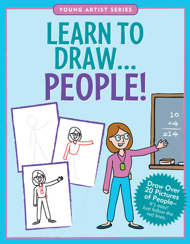 Learn to Draw People!