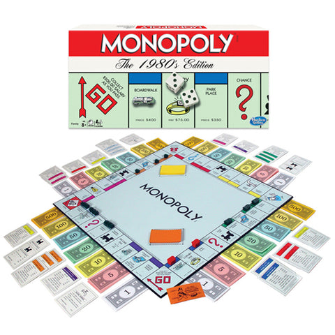Monopoly: The Classic 1980's Edition