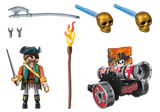 Playmobil 70415 Pirate with Cannon