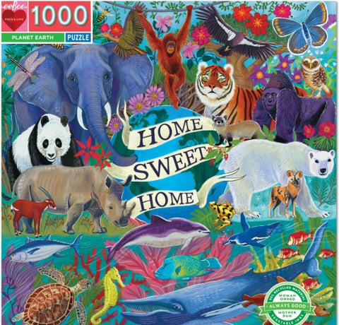 Planet Earth 1000 Pc Puzzle