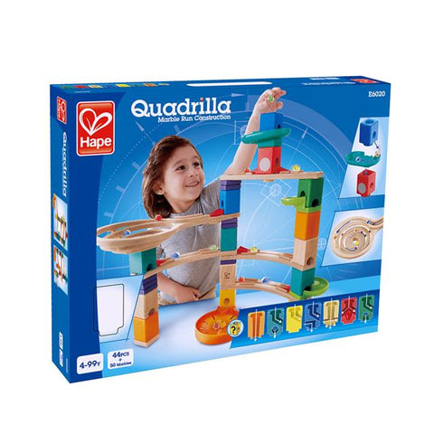 Quadrilla - Cliffhanger Marble Run