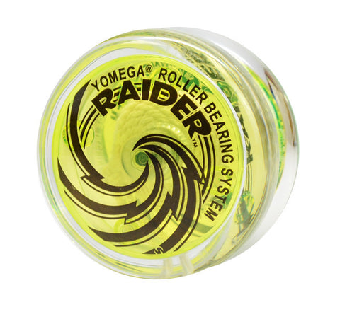 Raider Yo-Yo (Assorted Colors) - Finnegan's Toys & Gifts