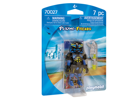 Playmobil 70027 - Space Agent