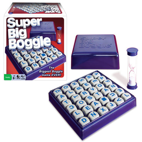 Super Big Boggle - Finnegan's Toys & Gifts