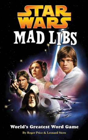 Mad Libs - Star Wars - Finnegan's Toys & Gifts