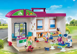 Take Along Pet Clinic - Playmobil 70321