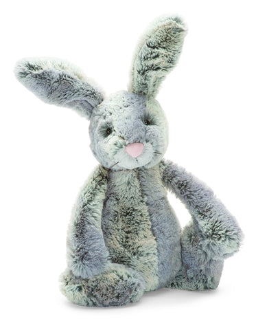 Jellycat Hugo Hare Silver 12'' - Finnegan's Toys & Gifts