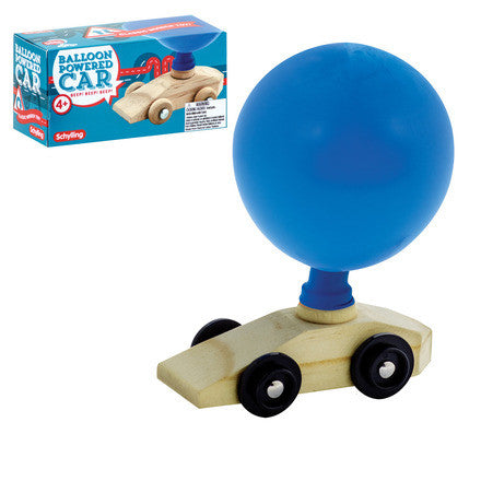 Balloon Powered Car - Finnegan's Toys & Gifts