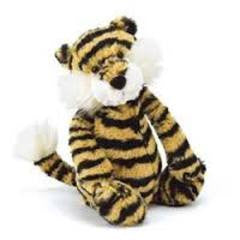 "Jellycat Bashful Tiger 12"" - Finnegan's Toys & Gifts"