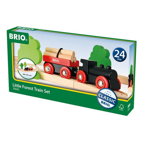 BRIO 33042 - Little Forest Train Set