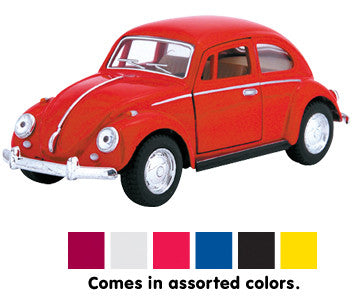 Die Cast VW Beetle - Finnegan's Toys & Gifts