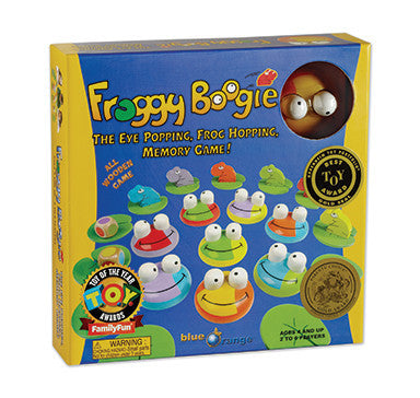 Froggy Boogie - Finnegan's Toys & Gifts