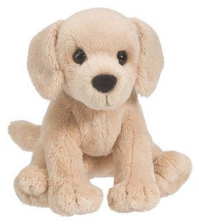 Butter Yellow Lab Mini Plush - Finnegan's Toys & Gifts