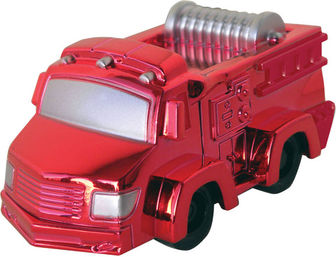 Z Pullback Racer Fire Engine, Flame