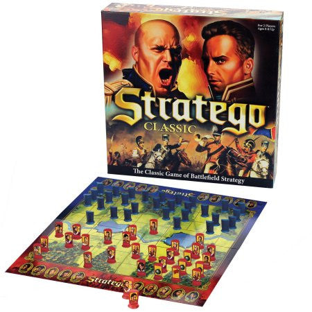Stratego Classic - Finnegan's Toys & Gifts