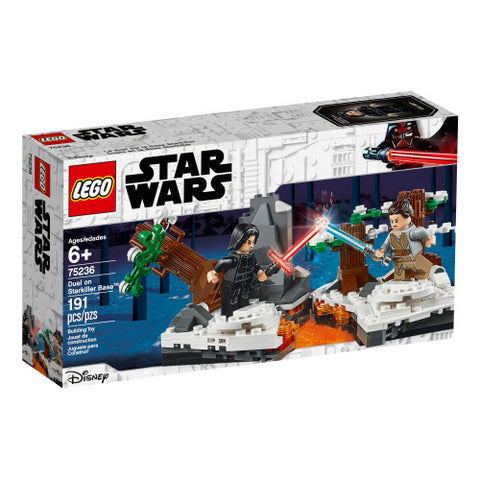 LEGO Star Wars 75236 - Duel on Starkiller Base