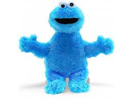 Sesame Street Cookie Monster Medium Plush-- Gund - Finnegan's Toys & Gifts