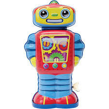 Cosmo Robot Tin Wind-Up - Finnegan's Toys & Gifts - 1