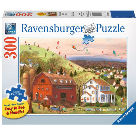 Ravensburger - Let's Fly Puzzle (300 pcs)
