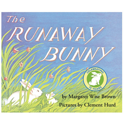 The Runaway Bunny - Margaret Wise Brown (Board Book)