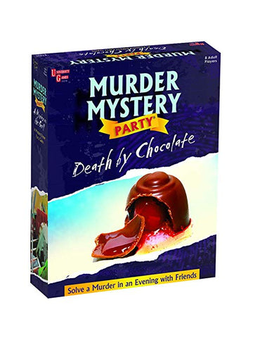 Death By Chocolate - Party Game