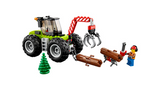 LEGO City 60181 - Forest Tractor