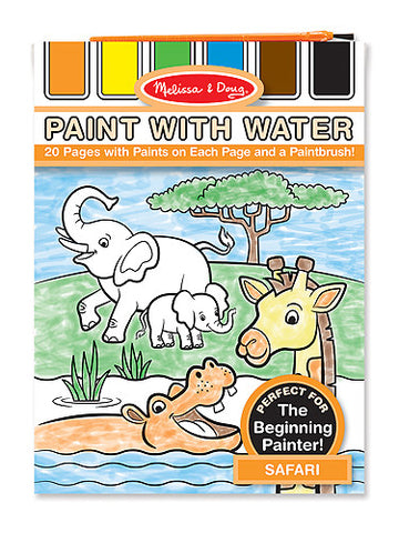 Paint with Water - Safari - Finnegan's Toys & Gifts
