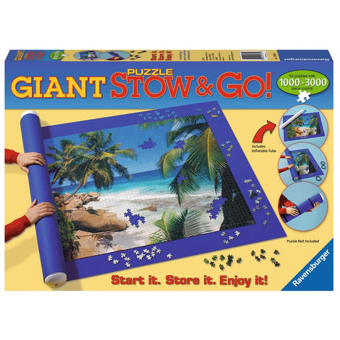Giant Puzzle Stow & Go Mat