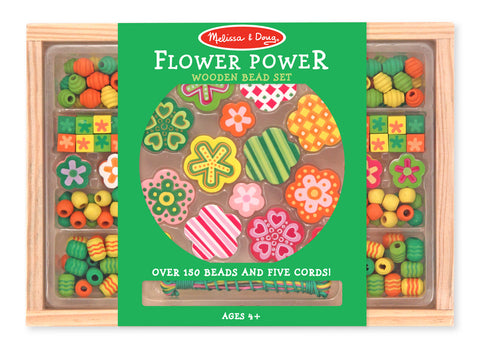 Flower Power Bead Set - Finnegan's Toys & Gifts