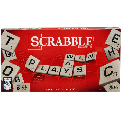 Scrabble Crossword Game