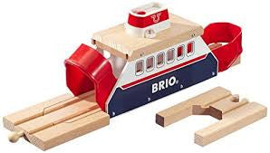 Brio - Ferry Ship - Finnegan's Toys & Gifts - 1
