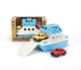 Green Toys Ferry Boat with Mini Cars - Finnegan's Toys & Gifts - 2