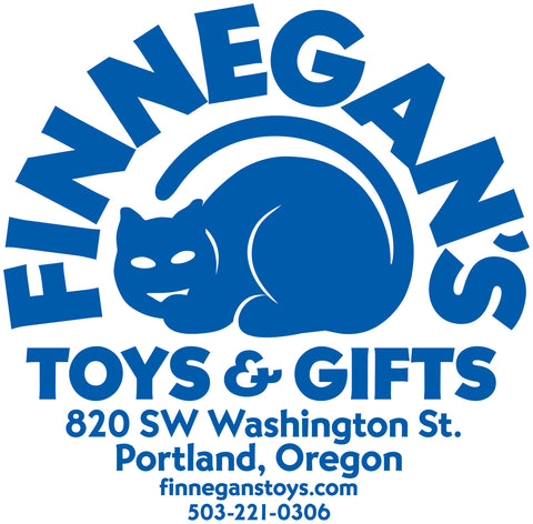Five-dollar Gift Card - Finnegan's Toys & Gifts