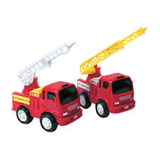 Friction Fire Engine - Finnegan's Toys & Gifts