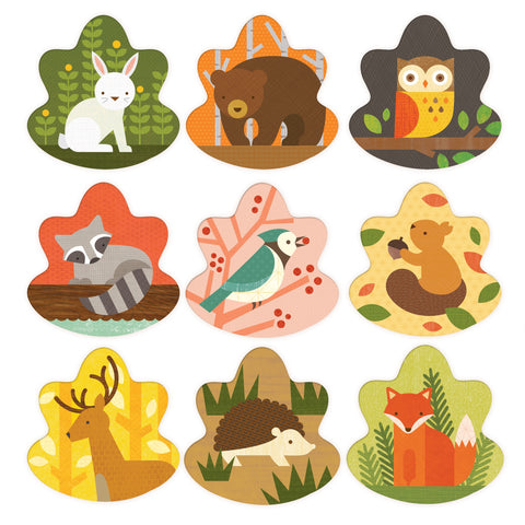 Forest Animals Memory Game - Finnegan's Toys & Gifts