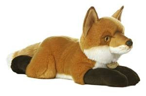 "Miyoni Fox 16"" Plush - Aurora - Finnegan's Toys & Gifts"